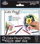 Hobby művész - Üdvözlőlap színező szett