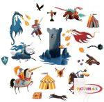 Falmatrica - Hercegek és sárkányok - Djeco