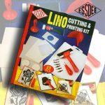 Művészlinó teljes készlet - ESSDEE LINO CUTTING & PRINTING KIT