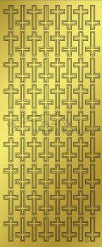 Arany keresztek Peel-Off
