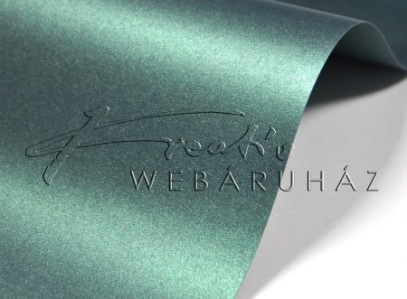 SilverGreen metál fényű MagnaMet papír 110gr, egyoldalas