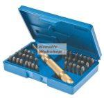 Betűbeütő és számbeütő szerszám készlet 38 részes: A-Z és 0-9, 4mm-es - Újra kapható