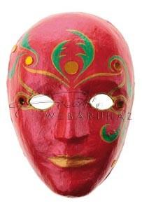 Papírmasé maszk - Álarc