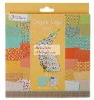 Origami papír - Tavasz hajtogató készlet, 20x20cm, 60 lap