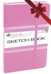 Vázlatkönyv - Pink