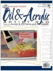 Akril- és olajfestő tömb ROYAL - 23x30,5 cm, 22 lap, 200gr