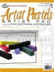 Művészpapír - Artist Pastels 180gr tört fehér színű papír pasztellekhez