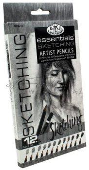 Hobby művész - Grafikus ceruza készlet