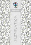Kartonpapír - Esküvői ornament mintás fehér karton ezüst fóliázással, A4 - 1 lap