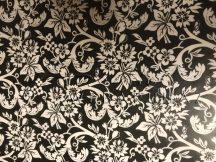 Transzparens papír - Virágok indákkal