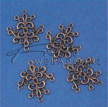 Ornament réz függő