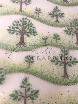Transzparens papír - Mozaik fa - 10 lap