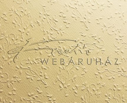Domborkarton - Firenze nagymintás, pezsgő színű Karton, 220gr, 29x20cm, 1 lap