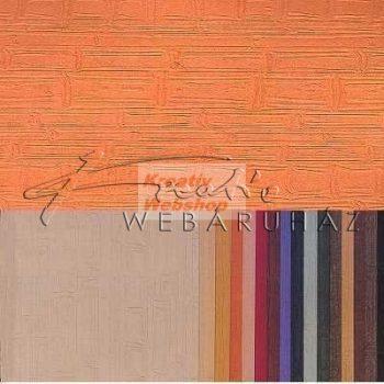 Domborított papír - Bambusz, 120gr.