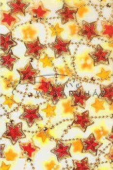 Transzparens papír - Csillagfüzér