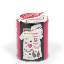 Textilnyomda - Love & Chic