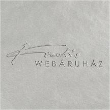 Selyempapír - Ezüst selyempapír, 14gr, 6 ív