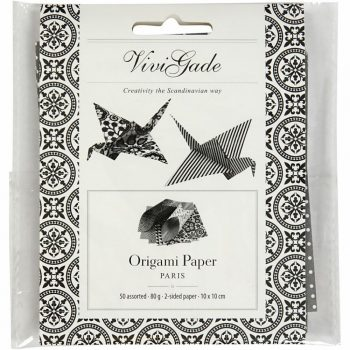 Origami papír - Párizs