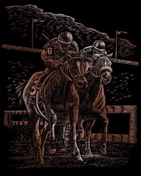 Kreatív hobby - Lóverseny
