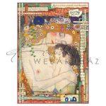 Dekupázs rizspapír A4 - Klimt, A nő három kora