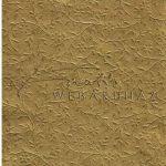 Domborított karton - Virág inda arany, fehér vagy pezsgő színű, Domborított karton