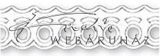 Papírcsipke - Kör és hullám papírcsipke csík