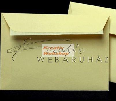 Nagyméretű Tradition Boríték LC5 és levél papír A4 - 3 féle színben