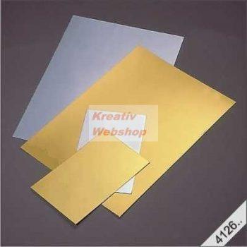 Metál fényű papír - Arany metál-fényű  papír 205 gr