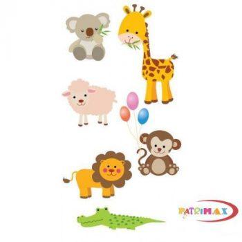 Falmatrica - Vidám állatok #65