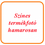 Transzparens papír - Piros színű, metál fényű, kétoldalas - 21x30 cm, 100 gr - 10 lap