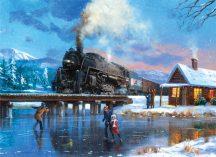 Kreatív hobby - Téli csoda