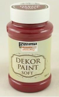 Bútorfesték, Dekorfesték, lágy, 500ml - Különböző színekben