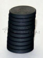 Mágnes korong,  - Méret választása: 12mm, 14mm, 16mm, 20mm, 25mm, 30mm átmérőjű korong