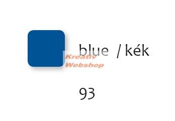 Matt akrilfesték 50 ml kék