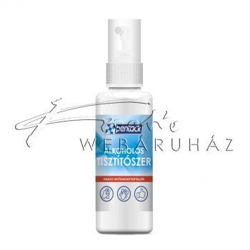Alkoholos tisztítószer, Kézfertőtlenítő spray - 60 ml
