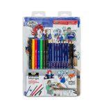 Manga rajzkészlet - 20 részes színes mangakészlet