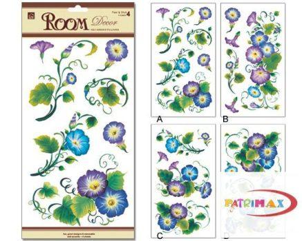 Falmatrica - Kék virágok