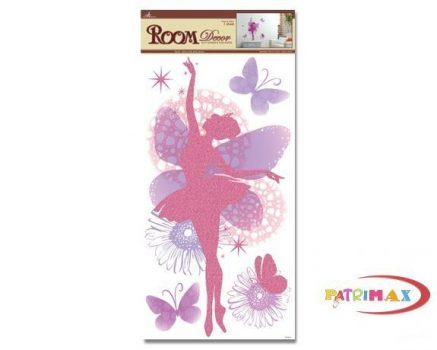 Falmatrica - Lila csillogó balerina
