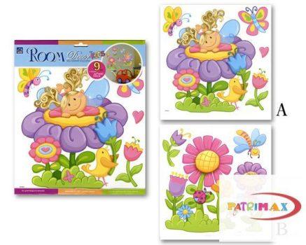 Falmatrica - Virágmanók