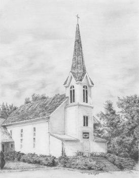 Kreatív hobby - Templom