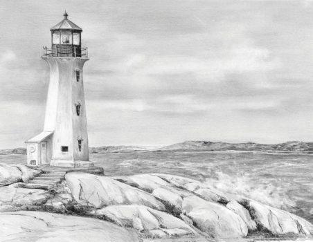 Kreatív hobby - Világítótorony