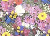 Selyempapír - Színes virágok