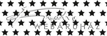 Kartonpapír - Fekete csillagos karton, apró csillag mintával 29,5x20cm, 1 lap