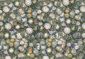 Kartonpapír - Antik zsebórák mintás karton, fotórealisztikus, 1 lap