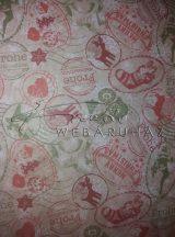 Kartonpapír - Karácsony Vintage  300g
