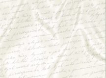Kartonpapír - Esküvői Starlight karton, fehér és ezüst kézírás mintás metál karton, A4 - 25 lap