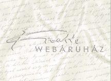 Kartonpapír - Esküvői Starlight karton, fehér és ezüst kézírás mintás metál karton, A4 - 5 lap
