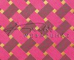 Dekorpapír - India style Rashmika 01 motívum, kézzel készített  papír, rózsaszín-lila