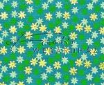 Dekorpapír - India style Garja 03 motívum, kézzel készített  papír, kék-arany virágok