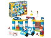 Építőjáték - Rendőrség